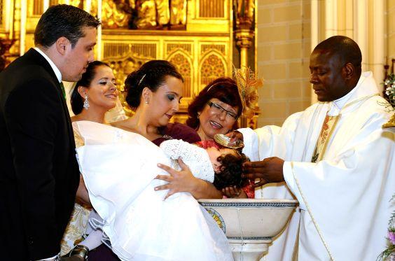 boda y bautizo