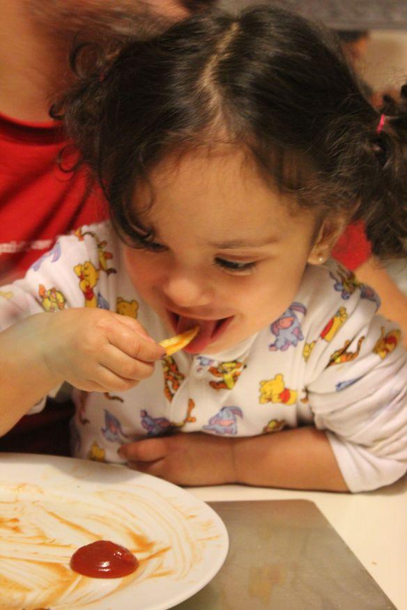 receta ketchup niños