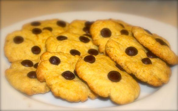 receta de galletas bebes