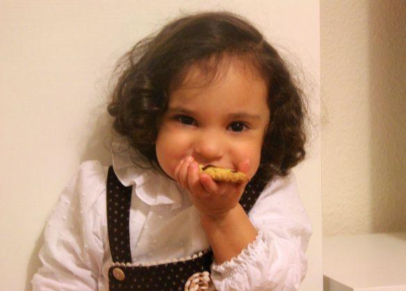 galletas niñas