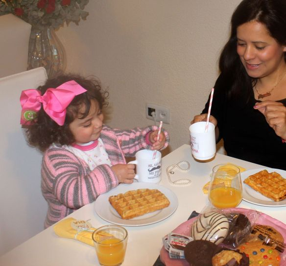 envio desayuno