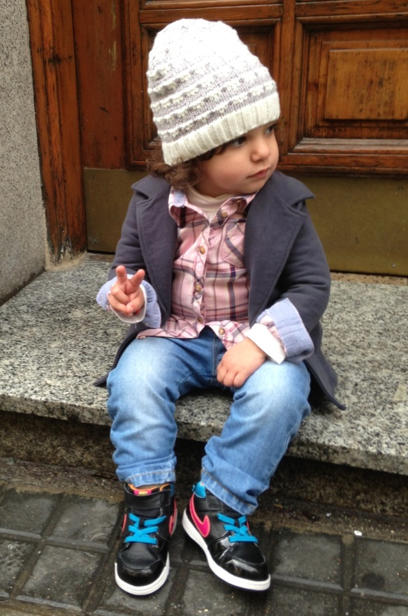 baby hipster