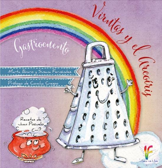 virutas y el arcoiris