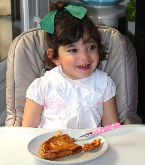 receta torrijas niños