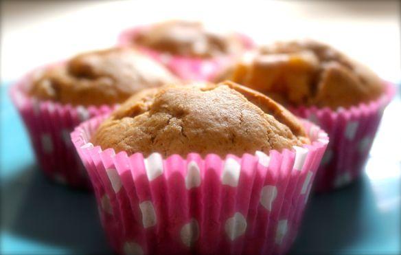 cupcakes de manzana