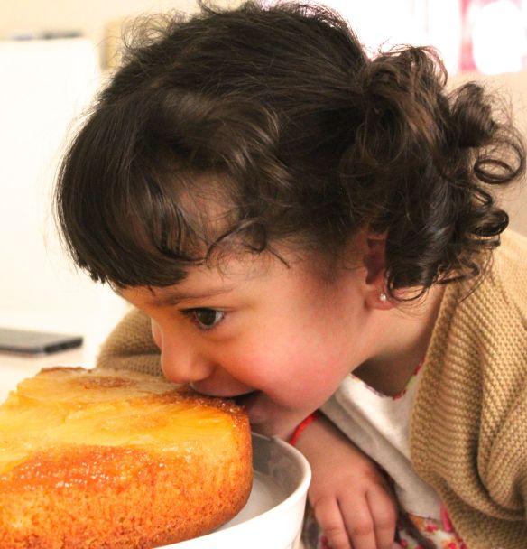 receta biscocho niños
