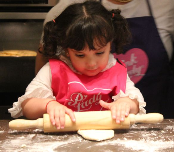 cocina con niños madrid