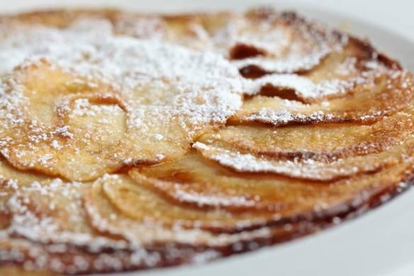 tarta de manzana aspen