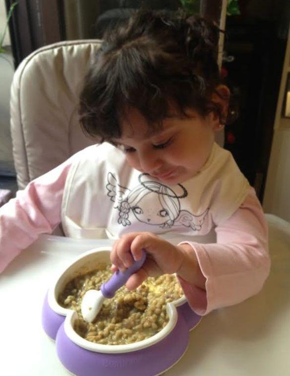 receta trigo ecologico niños