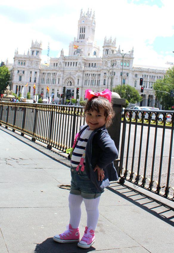paseo para niños por madrid