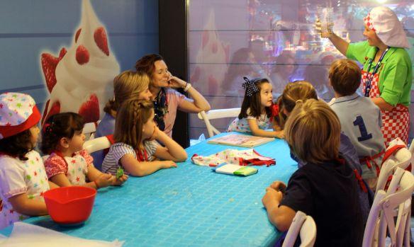 taller niños imaginarium