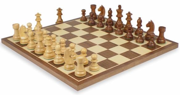 ajedrez y los niños