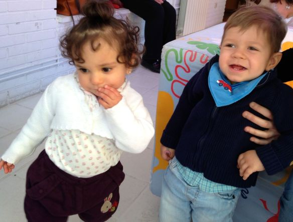 hemiparesia en niñ