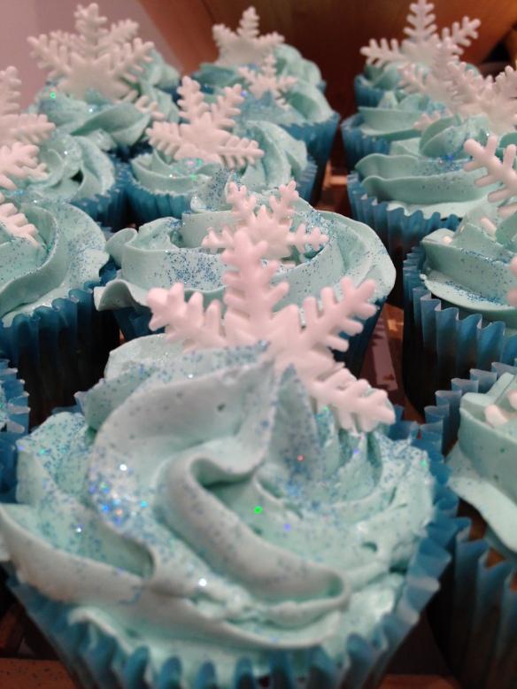 fiesta de cumpleaños frozen