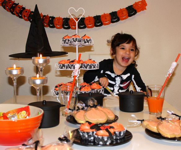 Halloween y los niños